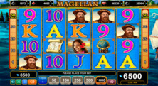 Magellan Online Slot