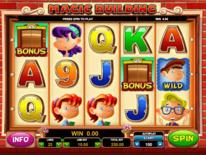 Magic Building Online Slot