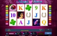 Magic Charm Online Slot