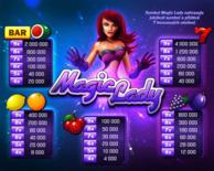 Magic Lady Online Slot