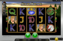 Magic Mirror Online Slot
