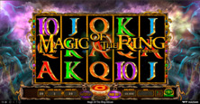 Magic Of The Ring Deluxe Online Slot