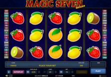 Magic Seven Deluxe Online Slot