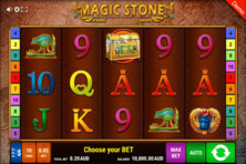 Magic Stone Online Slot
