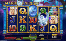 Magic Unicorn Online Slot