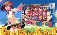 Manga Girls Online Slot