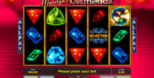 Marilyns Diamonds Online Slot