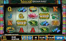 Mayan Treasures Online Slot