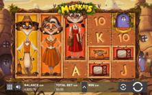 Meet The Meerkats Push Online Slot