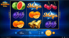 Mega Burning Wins Online Slot
