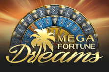 Mega Fortune Dreams Online Slot