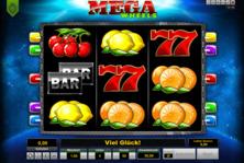 Mega Wheels Online Slot