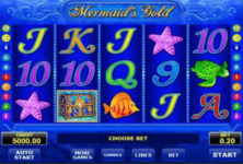 Mermaids Gold Online Slot
