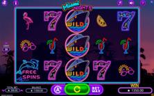 Miami Nights Online Slot