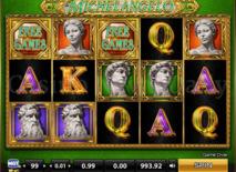 Michelangelo Online Slot