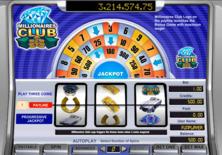 Millionaires Club I Online Slot