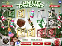 Misfit Toyland Online Slot