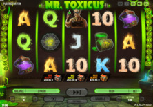 Mr Toxicus Online Slot
