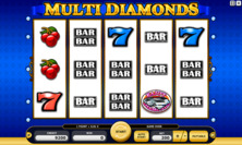 Multi Diamonds Online Slot