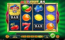 Multifruit 81 Online Slot