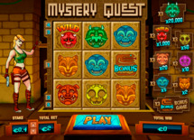 Mystery Quest Online Slot