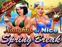 Naughty Or Nice Spring Break Online Slot