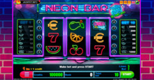 Neon Bar Online Slot