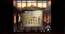 Ninja Master Online Slot