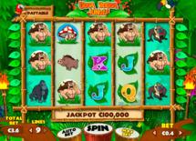 Ooga Booga Jungle Online Slot
