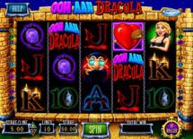 Ooh Aah Dracula Online Slot