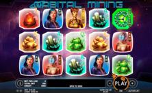 Orbital Mining Online Slot