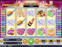 Pamper Me Online Slot