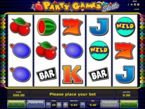 Party Games Slotto Online Slot