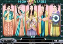 Peony Ladies Online Slot