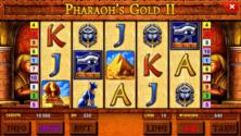 Pharaohs Gold Ii Online Slot