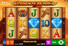 Pharaos Riches Online Slot