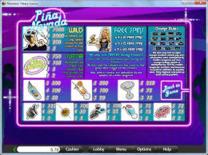 Pina Nevada 5 Reels Online Slot