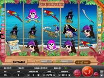 Pink Rose Pirates Online Slot