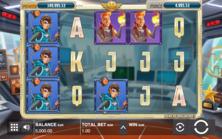 Power Force Villains Push Online Slot