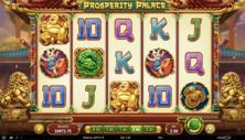 Prosperity Palace Online Slot