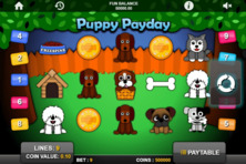 Puppy Payday Online Slot