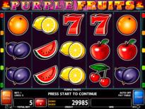 Purple Fruits Online Slot