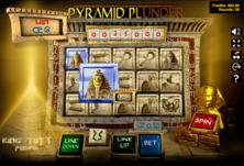 Pyramid Plunder Online Slot