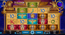 Pyramid Quest For Immortality Online Slot