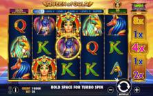 Queen Of Gold Online Slot