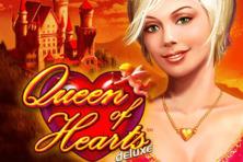 Queen Of Hearts Deluxe Online Slot