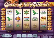 Queen Of Pyramids Online Slot