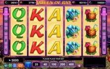 Queen Of Rio Online Slot