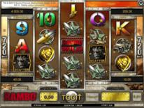 Rambo Online Slot