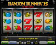 Random Runner 15 Online Slot